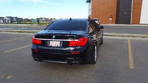2011 BMW 7-Series M-package Sedan