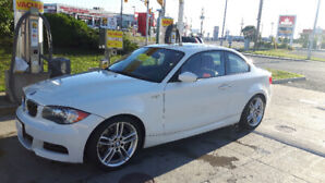 2009 BMW 135I WITH M PACKAGE MINT!!!!!
