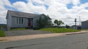 3 bdrm house for rent close to MUN, CONA  and Marine Inst