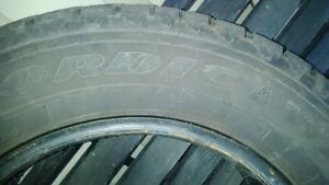 GOODYEAR NORDIC WINTER TIRE West Island Greater Montréal image 1
