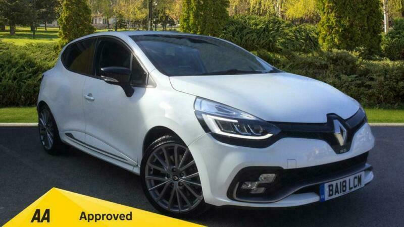 2018 Renault Clio 1 6T 16V Renaultsport Nav 200 Automatic Petrol Hatchback  | in Oldham, Manchester | Gumtree