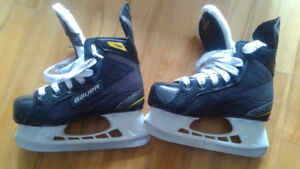 PATINS GLACE  HOCKEY BAUER