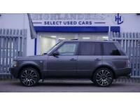 2005 05 LAND ROVER RANGE ROVER 4.2 V8 AUTOBIOGRAPHY SUPERCHARGED 5D AUTO 391 BHP