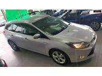 2011 FORD FOCUS ZETEC TDCI Silver Manual Diesel