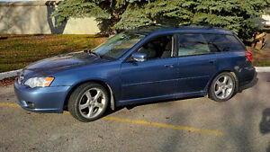 2007 Subaru Legacy Wagon Excellent Condition