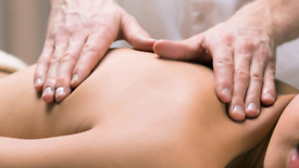 Male masseuse