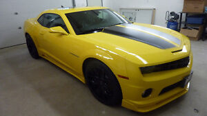 2010 Chevrolet Camaro 2SS RS Coupe (2 door) Mint Shape, Extras