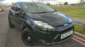 2009 58 Ford Fiesta 1.25 ( 82ps ) Style+ +++IDEAL FIRST CAR+++