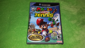For sale, Mario power tennis GameCube. Still available.