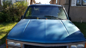 88 to 98 GMC Hood, Bumper And Grill, And More
