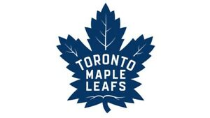 Leafs vs. Senators - October 6