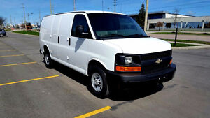 2014 Chevrolet Express 2500 4.8L 78k Certified