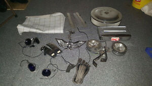 Variety of parts for a 55-56 FORD FAIRLANE