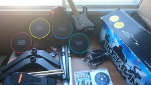 Rock Band Set and additional games