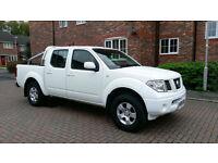 Nissan Navara 2.5dCi PART X 4X4 NO VAT / NO VAT