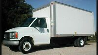 MOVING AND DELIVERY/TRUCK-VAN 24/7 438-877-6339