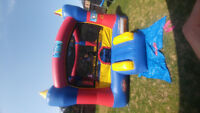 BOUNCE CASTLE rental for Parties, Weddings, Events