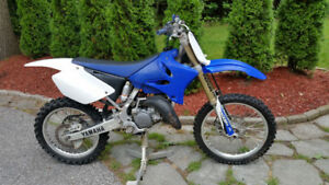 2005 YAMAHA YZ 125  EXCELLENT CONDITION