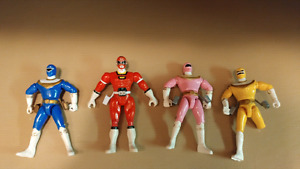 Power Rangers Turbo. 4 sale or trades.