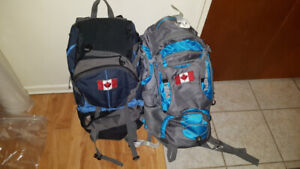 BACK PACKING BAGS $50 EACH