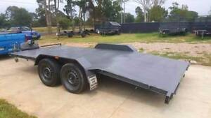 Hire... Car Trailer... Kemps Creek... $80/24hrs or $40/4hrs Kemps Creek Penrith Area Preview