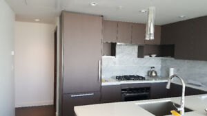 Metrotown 2BDR+2Bath Apartment New For Rent $2600
