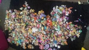 Huge Littlest Pet Shop Lot - 200+ lps