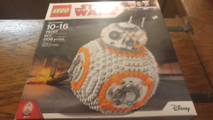 Lego BB-8 set #75187 new in box $90