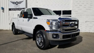 2015 FORD F-250 CREW CAB LARIAT FX-4 4X4 PRICED TO MOVE!