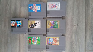 NES games, many to choose from