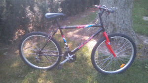 """21 SPEED 20"""" FRAME BANFF VELO SPORT IN VERY GOOD CONDITION"""