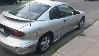 2000 Pontiac Sunfire 2.4L Coupe (2 door)
