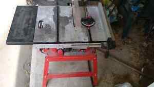 """10"""" Table Saw made by Skillsaw"""