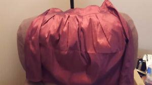 Women's 3X Cranberry Skirt