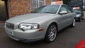 2003 03 VOLVO S80 2.4 D5 SE 4D AUTO 161 BHP DIESEL