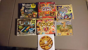 12+ Classic Puzzle PC Games Kitchener / Waterloo Kitchener Area image 3
