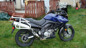2005 DL1000 V-STROM LOW MILEAGE