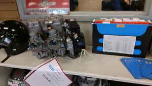 POLARIS FUJI ENGINE 500