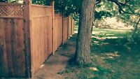 Decks & Fences