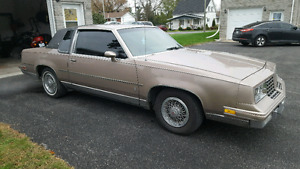 1983 Oldsmobile Cutlass Supreme only 43K