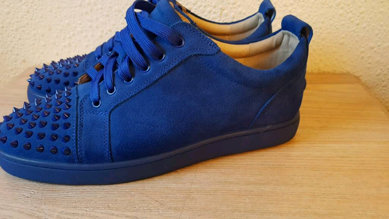 new arrival 118d9 fe144 Christian louboutin mens trainers size 8   in Great Yarmouth, Norfolk    Gumtree