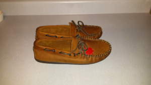 Brand new leather shoes (size 11 mens)