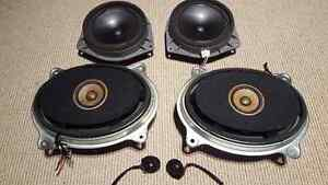 Lexus IS300 Speakers