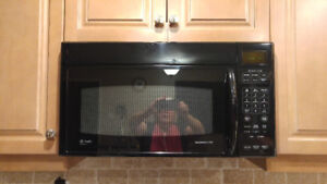 Microwave GE Profile Spacemaker XL 1800