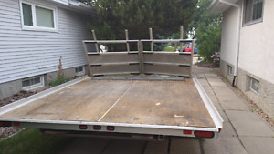 A.t.v. trailer barely used.
