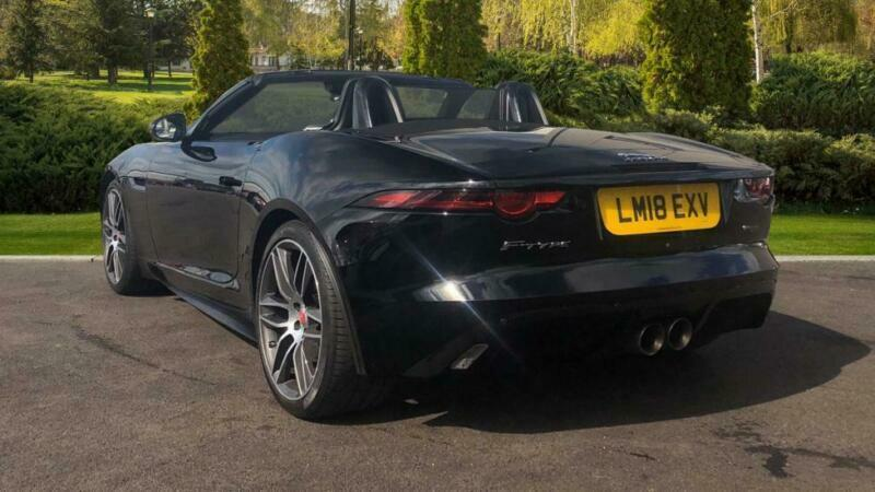2018 Jaguar F-TYPE 3 0 (380) Supercharged V6 R-Dy Automatic Petrol  Convertible | in Hatfield, Hertfordshire | Gumtree
