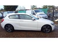 2013 BMW 1 SERIES 116i Sport 3dr Step Auto