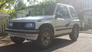 1990 GMC Tracker