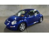 SUPER COOL.YEAR 2009 VOLKSWAGEN BEETLE LUNA 75 PS.LOW INSURANCE (1390CC).golf.polo.seat.leon.bmw.st.
