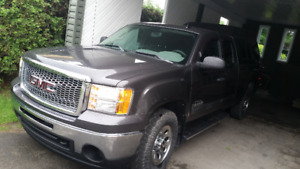 GMC pickup Sierra 2010